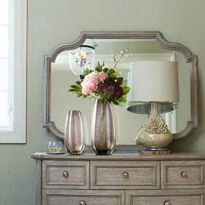 Einfache amerikanische Wasserglas Blumenschmuck Vase Dekoration Home Wohnzimmer Restaurant Arbeitsplatte Floral Set