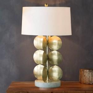 Einfache tischlampe moderne gold körper weiß fabirc schatten schreibtischlampe dekoration lampe kreative e27 3w led lampe nordic light