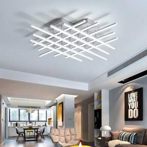 Oberfläche brachte geführte Deckenleuchten für Wohnzimmer-Schlafzimmer-Befestigungenlampen luminaria Innenhauptdekorationsleuchte Hauptdekor an