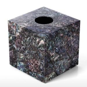 Tissue Box aus Holz Klavier Backlack Technologie Büro Wohnzimmer Badezimmer Schlafzimmer Ornament Home Decor Tissue Holder