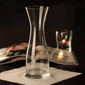 Transparente Glasvase Luckybamboo Vase Große Hochzeit Wohnkultur