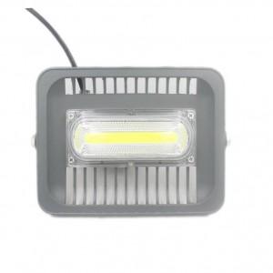 Ultradünne LED Flutlicht 20W 30W 50W Aluminiumgehäuse AC85-265V wasserdicht IP65 Flutlicht Strahler Außenleuchte