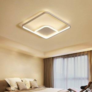 Ultradünne Dreieck Deckenleuchten Lampen für Wohnzimmer Schlafzimmer Lüster de Sala Hause Dezember LED Kronleuchter Decke