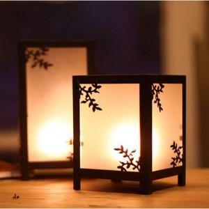 Vintage Kerzenhalter Metall Eisen Kunst Glas Kerzensockel Romantische Hochzeit Teezeremonie Dekor Handwerk Hause Nachtlicht Windlicht