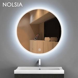 Hochzeitszimmer Make-up Spiegel LED Wandleuchte Lichter Ankleidezimmer Spiegel LED-Licht Toilette Badezimmer LED Wandleuchte Schalter Arandela