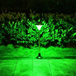 Y Lumiere Exterior The Garden Lighting Luce Para Solar LED Decoracion Jardin Exterior Garden Lighting Garden Light Lawn Lamp