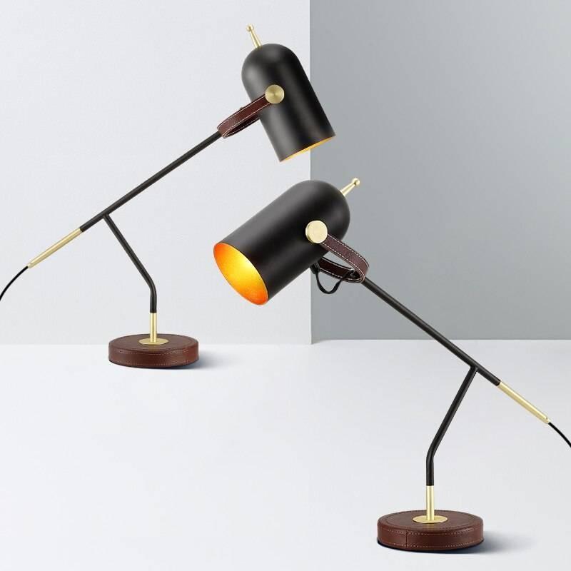 Luxus Kurze moderne Dekoration Tischlampe Schreibtisch ...